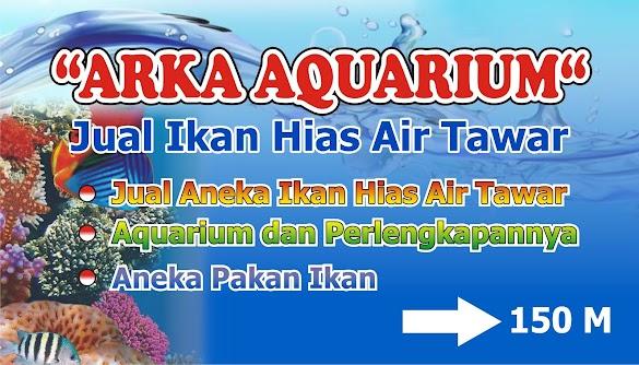 Contoh Spanduk Jual Ikan Hias - desain spanduk kreatif