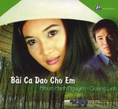 Bài Ca Dao Cho Em – Hạnh Nguyên – Quang Linh (320kbps + Wav)