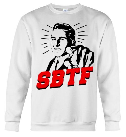 sbtf hoodie,  sbtf t shirts,  spartan stfu t shirt,  stfu and race t shirt,