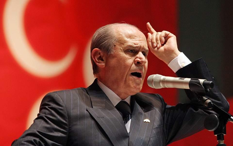 """Παραλήρημα Μπαχτσελί: """"Ο Μητσοτάκης αποκαλεί τα τουρκόπουλα στην Ξάνθη Έλληνες"""""""
