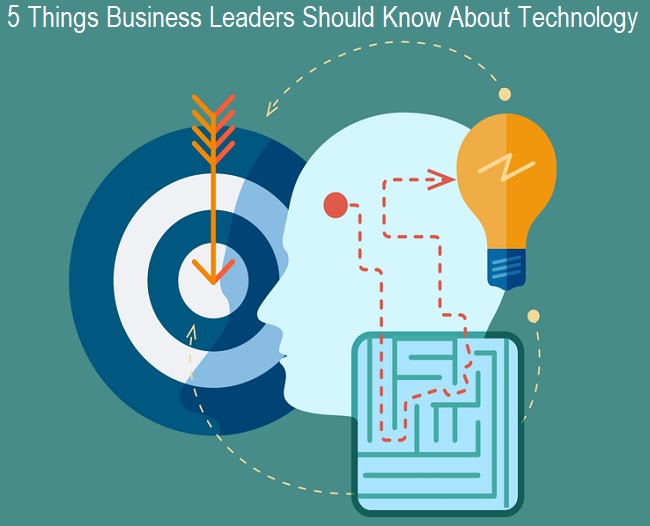 Things Business Leaders Should Know About Technology