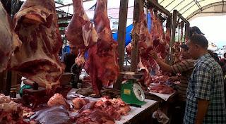 Harga Daging di Abdya Mencapai Rp170 Ribu Per Kilo