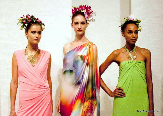 natori spring 2013 fashion