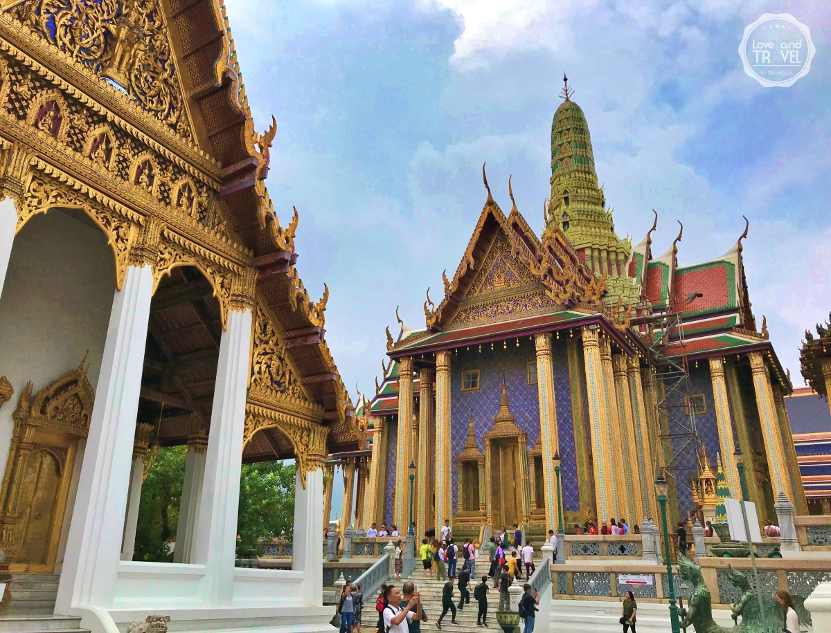 Tailândia, Bangkok Grande Palácio