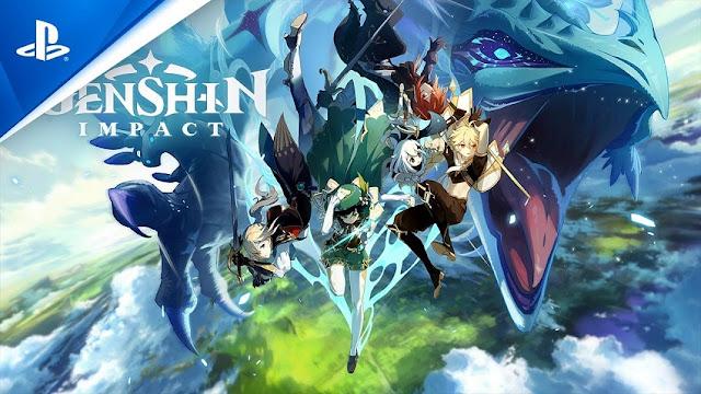 Manfaat Cepat Adventure Rank Level 20 di Genshin Impact
