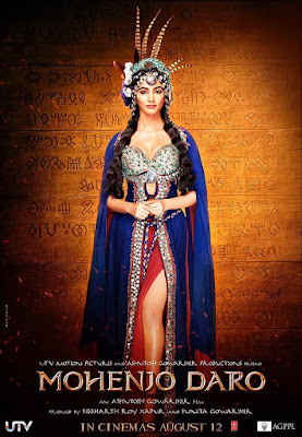 Mohenjo Daro 2016 Hindi 480p BRRip 555MB ESub