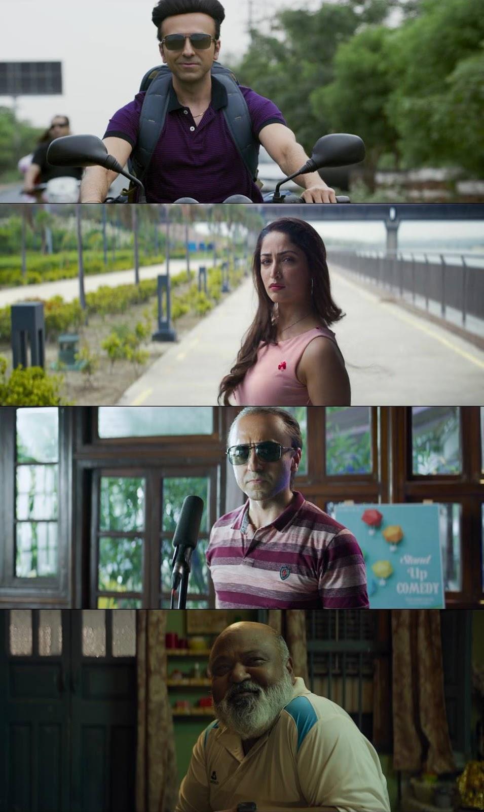 Bala 2019 Hindi 480p WEB-DL 400MB Desirehub