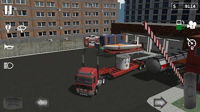 Cargo Transport Simulator نسخة مهكرة كاملة باخر تحديث للاجهزة الاندرويد