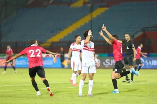 موعد مباراة الزمالك ونادي مصر في كأس مصر