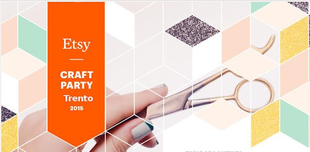 Craft Party Etsy a Trento: un ritrovo creativo