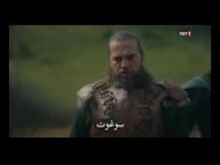 مسلسل قيامة أرطغرل الحلقة 122 الجزء الخامس على trt1 مترجمة للعربية على موقع النور alnoortv