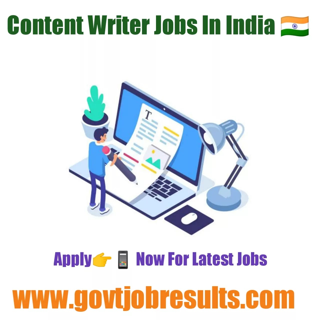 Content Writer Jobs in India