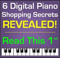 6 Digital Piano Shopping Secrets
