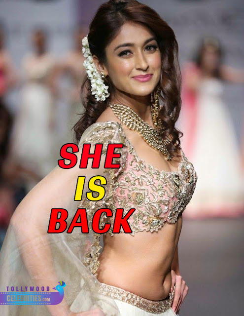 She is back with a Bang