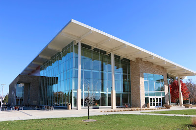 UIS Student Union wins excellence in design award from the American Institute of Architects