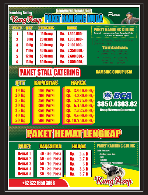 Harga Kambing Guling Bandung 1 ekor,kambing guling bandung,kambing guling,harga kambing guling lembang,