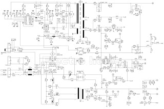 Schneider tv 18 how to enter service mode smps and audio output horizontal and vertical scan schematic asfbconference2016 Choice Image