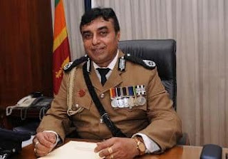 "re-named as ""Sri Lanka Police"""