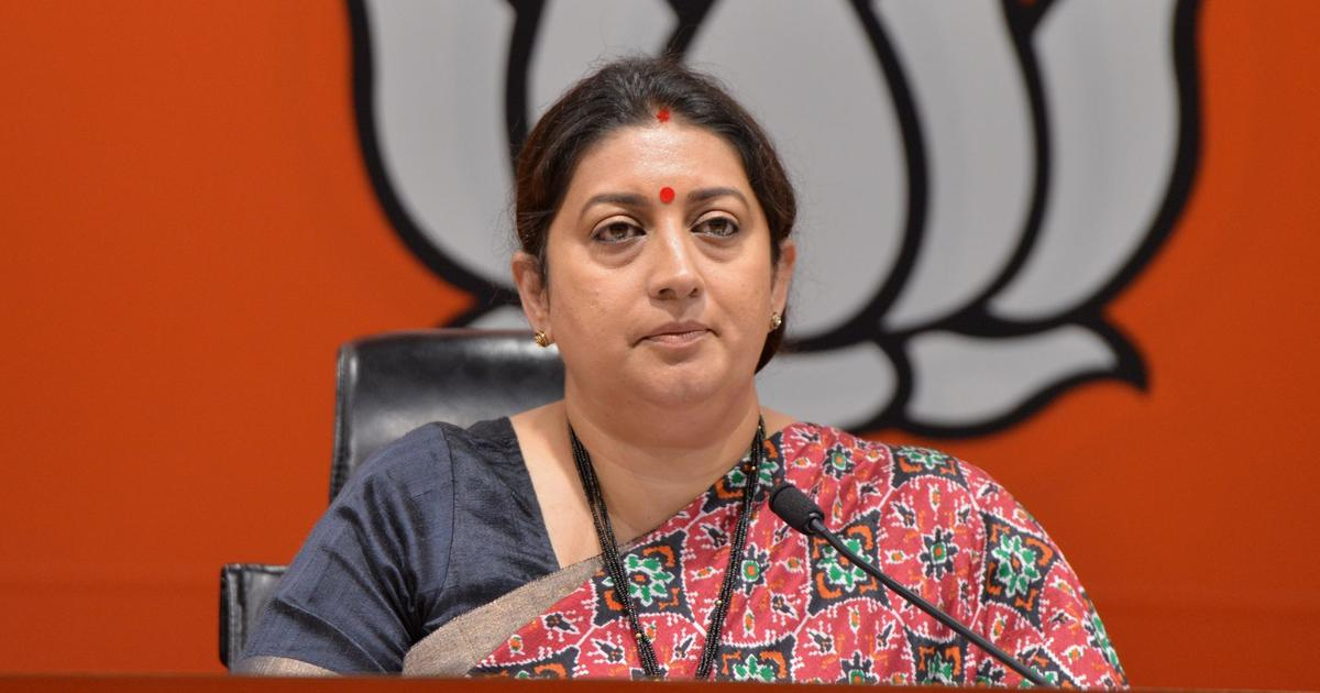 Silk production will become self-sufficient in two years: Irani