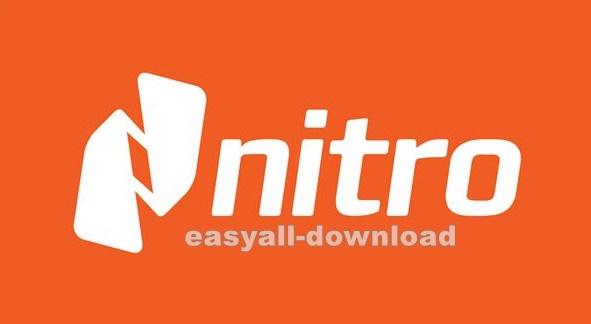 Nitro Pro 11.0.2.110 /Enterprise 11.0.1.10 Full Version [x86x64] โปรแกรมแก้ไขไฟล์ PDF
