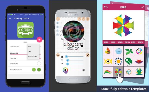 Download Aplikasi Pembuat Logo Android