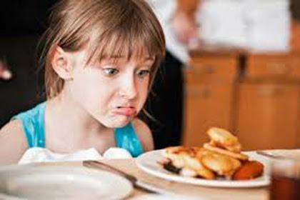 Trik Jitu Mengatasi Anak yang Susah Makan