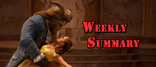 weekly-summary-beauty-and-the-beast