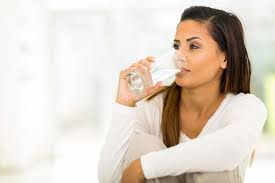 Drinking water benefits for health