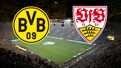 مشاهدة مباراة بوروسيا دورتموند ضد شتوتجارت 12-12-2020 بث مباشر في الدوري الالماني