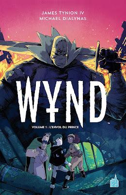 Wynd BD comics CINEBLOGYWOOD