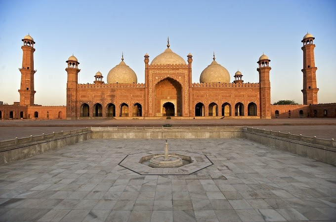 Badshahi Mosque, A Historic Pearl Among The Best Tourist Spots In Lahore