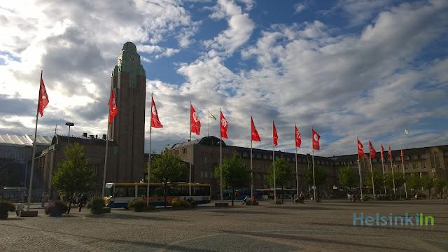 Juhlaviikot in Helsinki