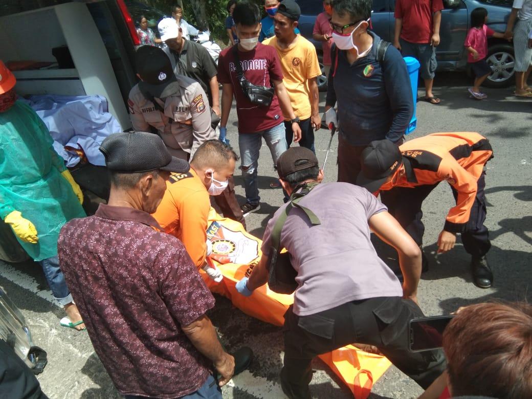 Penemuan Mayat Laki-laki di Sungai Batanghari Gegerkan Warga Cakat Raya