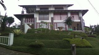 Penginapan Villa Istana Bunga Lembang