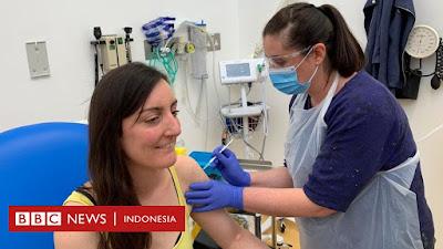 Vaksin Anti-Corona Inggris Diuji Tahap 2 ke Manusia