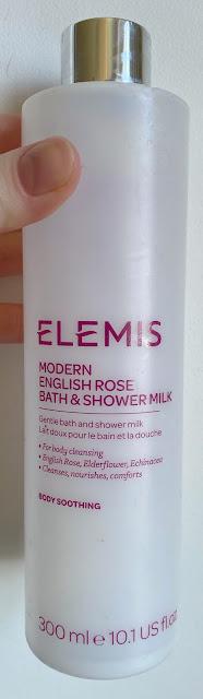 Elemis Modern Rose Bath and Shower Milk