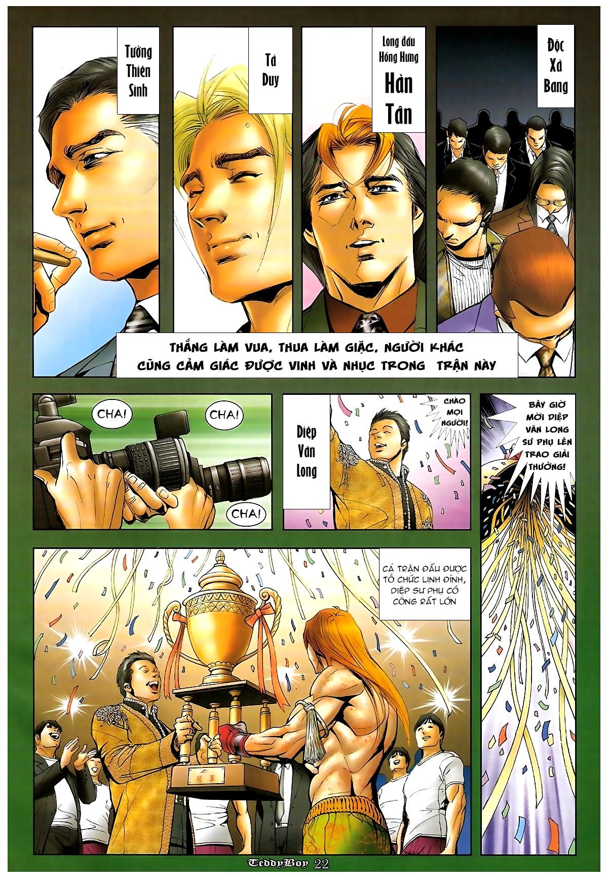 Người Trong Giang Hồ - Chapter 1256: Không phải chuyện một người - Pic 19