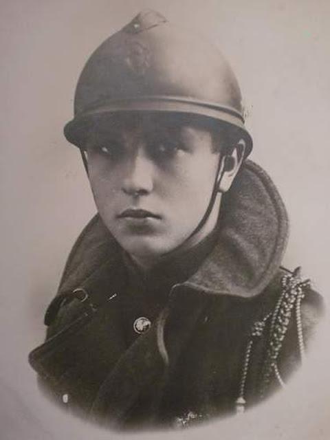 WW2 Belgian Soldier