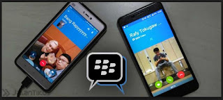 fitu video call aplikasi bbm baru