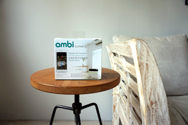 Review of the Ambi Climate, a device that allows you to control your aircon remotely