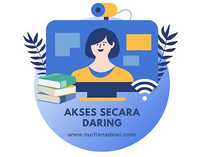 Akses pelatihan secara daring