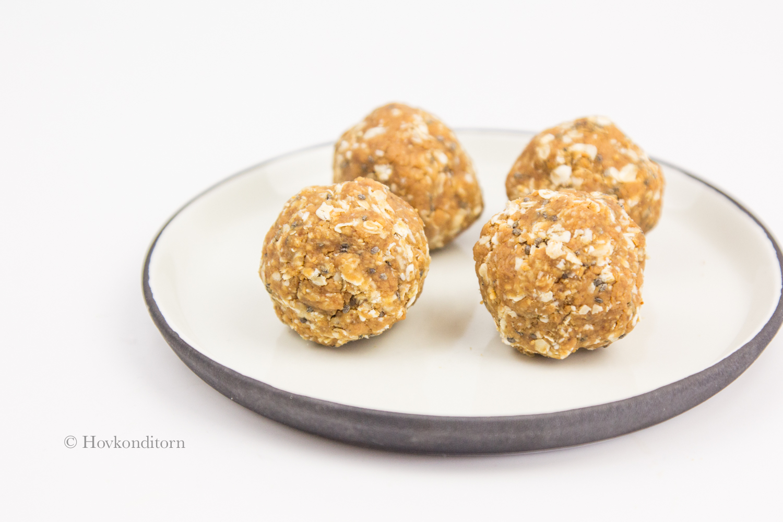 Hovkonditorn: Peanut Butter Balls