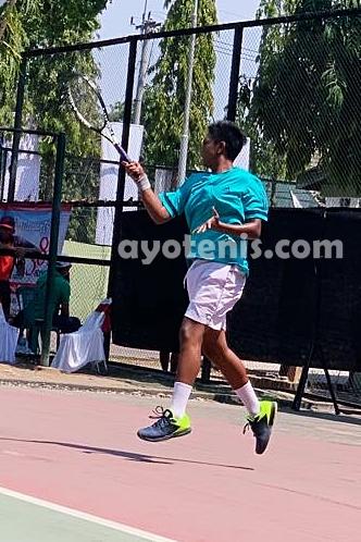 ITF Amman Mineral International Junior Championships 2019: Gugun Melaju ke Semifinal