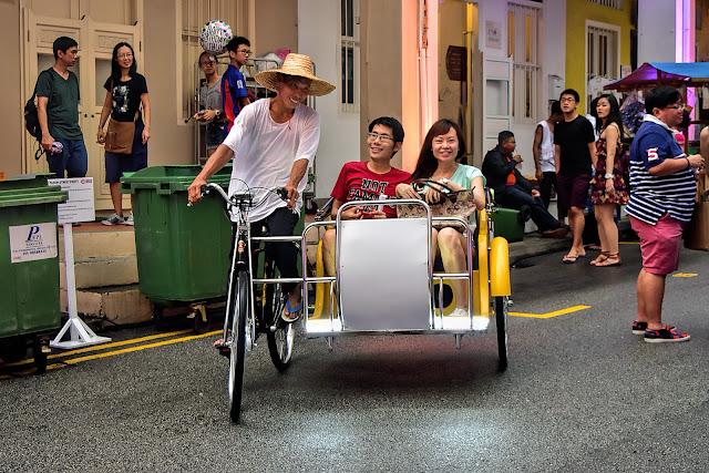 Thử các phương thức vận chuyển mới khi khám phá Singapore