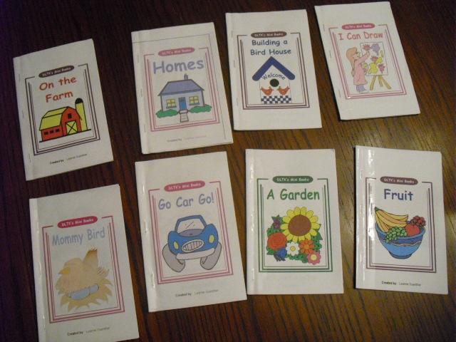 009 - Beginning Reader Books Kindergarten