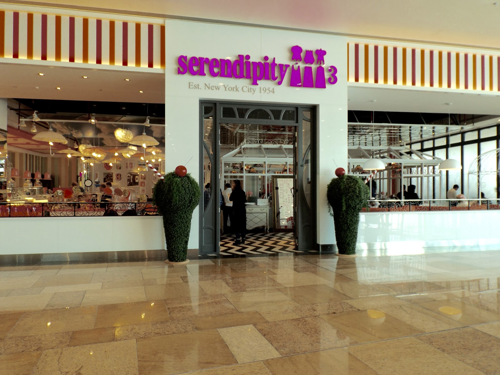 Serendipity 3 in the UAE   Dubai Desert Twins
