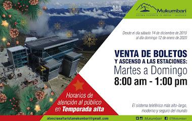 Teleférico Mukumbarí de Mérida es la vía para conocer el verdadero secreto de la montaña