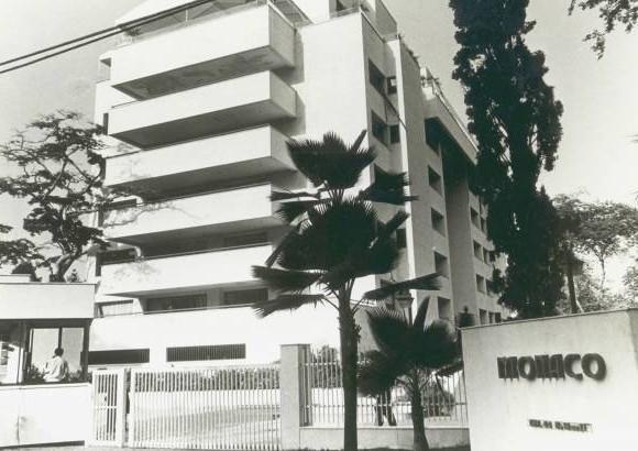 Edificio Mónaco donde vivió Pablo Escobar