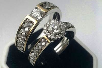 wedding ring South Jakarta City