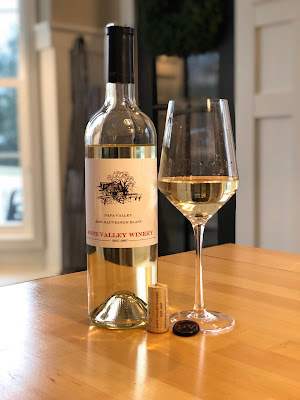 2019 Pope Valley Winery Sauvignon Blanc